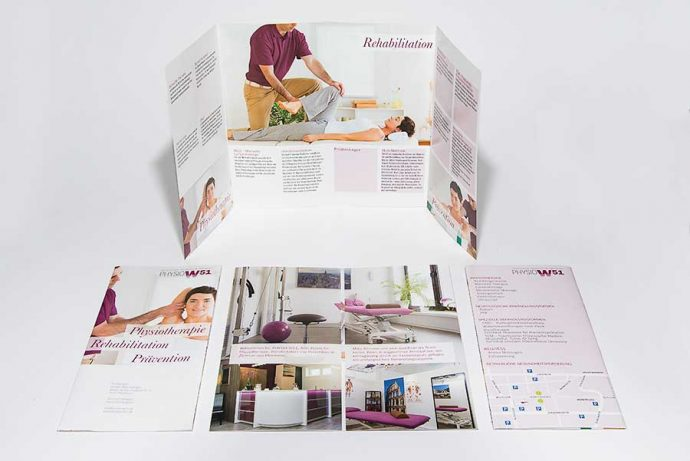 Physio W51 Broschüre